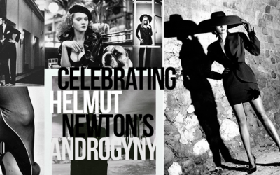 The Helmut Newton Party