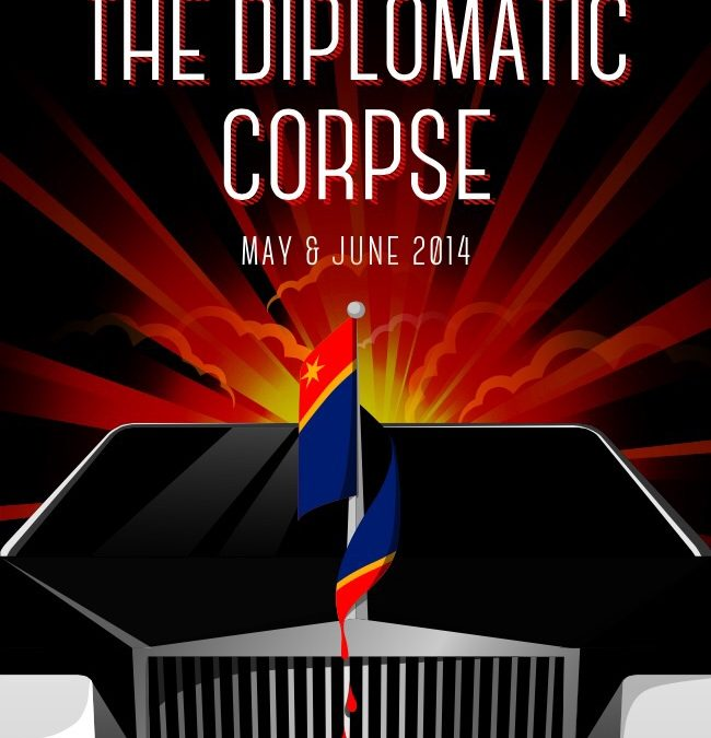 A Door In A Wall: Diplomatic Corpse!